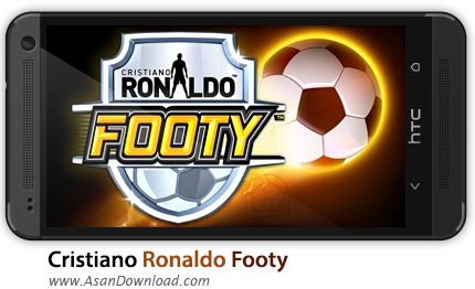 دانلود Cristiano Ronaldo Footy v1.1.7 - بازی موبایل فوتبال با کریستیان رونالدو