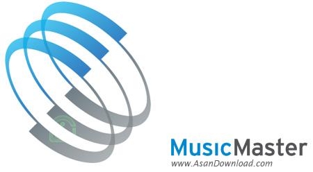 دانلود MusicMaster Pro v6.0 SR2 - نرم افزار زمان بندی پخش فایل های صوتی