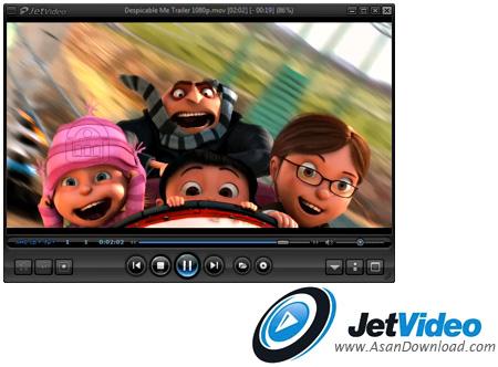 دانلود Cowon JetVideo v8.1.0.200 VX - نرم افزار پخش فایل های ویدئویی