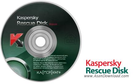 دانلود Kaspersky Rescue Disk v18.0.11.0 Build 2021.04.23 - دیسک نجات آنتی ویروس کاسپراسکی