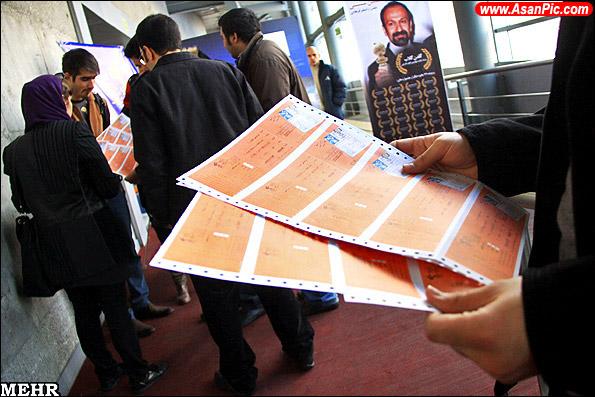 پیش فروش بلیط های سی امین جشنواره بین المللی فیلم فجر