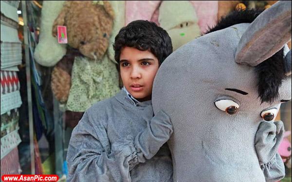 گالری تصاویر فیلم سینمایی بچگیتو فراموش نکن