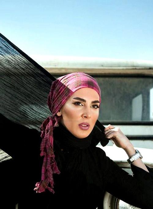 تصاویری منتخب از لیلا بلوکات