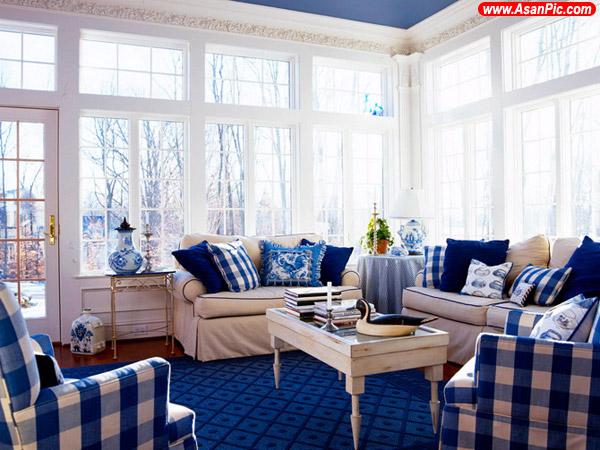 مدل دکوراسیون خانه مخصوص بهار