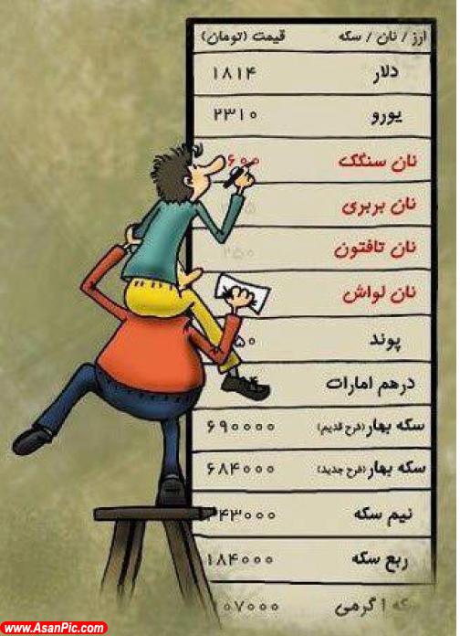 كاریكاتور های زیبا و خنده دار
