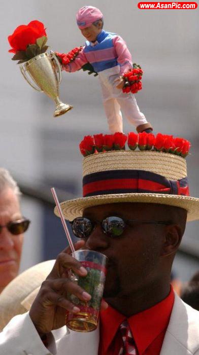 مدل های کلاه خنده دار و با مزه!