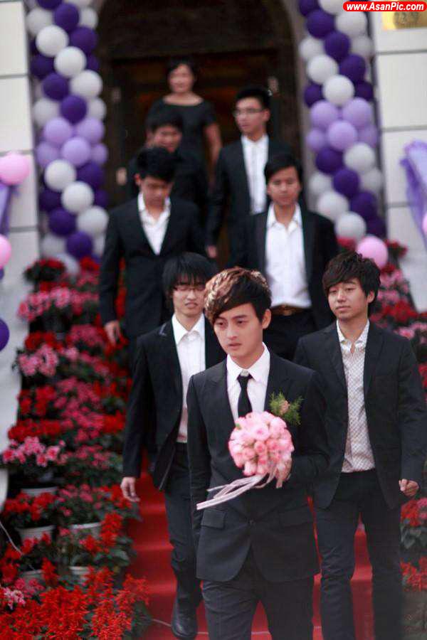 اين هم تصاویری از عروسی پولدارها