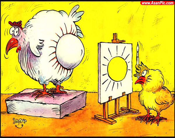 كاریكاتور های جالب و دیدنی