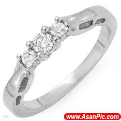 تصاوير زيبا از حلقه های نامزدی