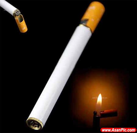 فندک های عجیب و غریب و جالب
