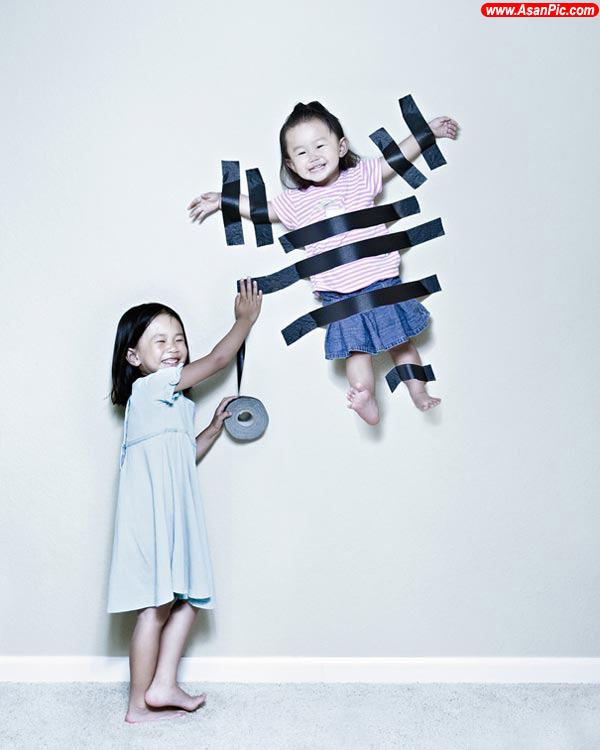 تصاویری از شاهكارهای جالب یک ژاپنی