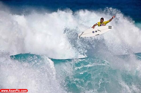 تصاویر الهام بخش از انجام ورزش های تابستانی