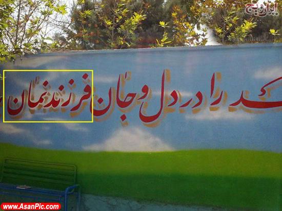 فقط ایرانی ها اين كار ها را می كنند!
