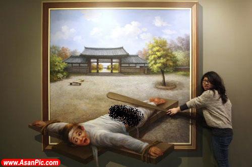 موزه های خطای دید در کره جنوبی