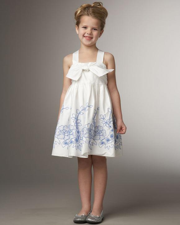 مدل های زیبا پیراهن دخترانه ویژه فصل بهار