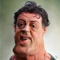 كاريكاتور هاي بسيار زيبای چهره - قسمت سوم