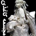 تصاويری از مجسمه های شگفت انگیز ساخته شده از کاغذ
