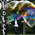 تصاويری از ساختن حباب هاي بسيار بزرگ و حيرت انگيز