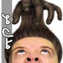 مدل موهای عجيب و غريب