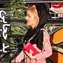 برخورد پلیس با بد پوششی و بد حجابی