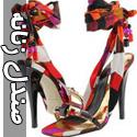 مدل های زیبای کفش صندل زنانه