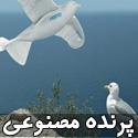 تصاويری از روبات پرنده