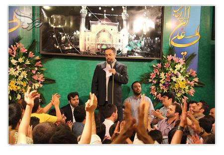 دانلود مولودی شب میلاد حضرت علی (ع) - حاج محمود کریمی - چیذر - رجب 93