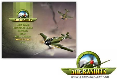 دانلود Air Bandits - بازی هواپیماهای جنگی