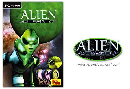 دانلود Alien Hallway v1.15 - بازی هجوم بیگانگان