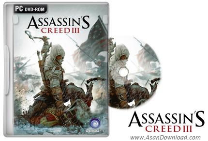 دانلود Assassin's Creed III - نهایت جذابیت در تجربه بازی های رایانه ای