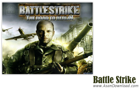 دانلود Battle Strike: The Road to Berlin - بازی اکشن منهدم كردن هواپيماها