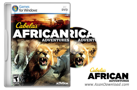 دانلود Cabelas African Adventures - بازی شکار حیوانات در آفریقا
