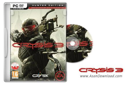 دانلود Crysis 3 - بازی کرایسیس 3
