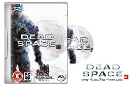 دانلود Dead Space 3 - بازی فضای مرده 3