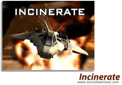 دانلود Incinerate v1.0.0 - بازی نابودی پایگاه های موجودات بیگانه در مریخ