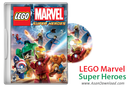 دانلود LEGO Marvel Super Heroes - بازی اکشن کارتونی