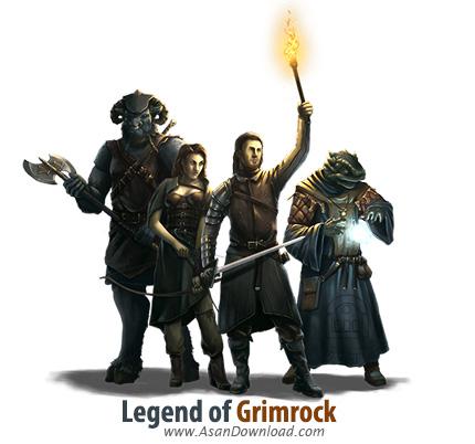 دانلود Legend of Grimrock v1.1.3 - بازی افسانه کوهستان مخوف