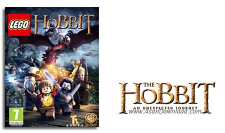 دانلود Lego The Hobbit - بازی لگو: هابیت (نسخه ی Reloaded)