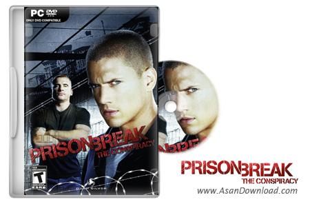 دانلود Prison Break The Conspiracy - بازی فرار از زندان