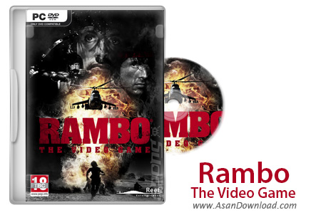 دانلود Rambo: The Video Game - بازی جذاب رمبو
