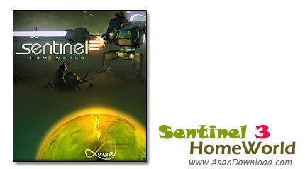 دانلود Sentinel 3: Homeworld - بازی نگهبان 3، خانه