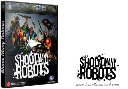 دانلود Shoot Many Robots - بازی قتل عام ربات های قاتل