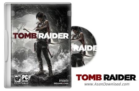 دانلود بازی Tomb Raider - بازی تام رایدار