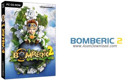 دانلود Bomberic 2 - بازی مرد بمبی