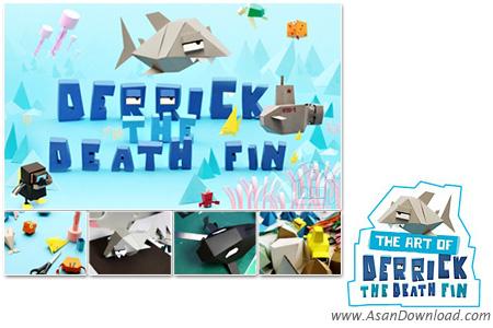 دانلود Derrick the Deathfin 2013 v1.01 - بازی انتقام جویان کاغذی