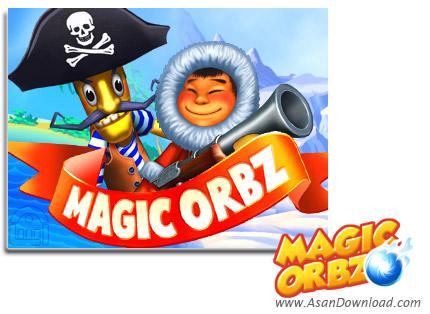 دانلود Magic Orbz v1.0 - بازی تخریب سحرآمیز اشیاء