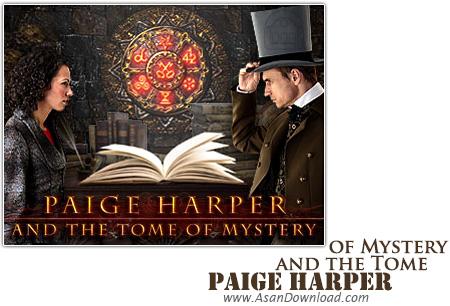 دانلود Paige Harper and the Tome of Mystery - بازی پیج هارپر در داستان های کلاسیک و پر رمز و راز