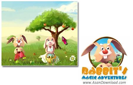دانلود Rabbit's Magic Adventures - بازی سفر به دنیای سحر و جادو خرگوش شجاع