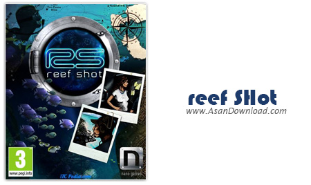 دانلود Reef Shot 2013 - بازی غواصی در دریا و اقیانوس ها