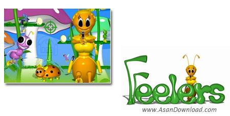 دانلود Feelers - بازی مبارزه با حشرات مضر
